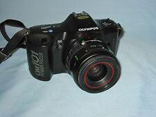 OLYMPUS OM 101 POWER FOCUS SLR WITH 35-70mm ZOOM LENS