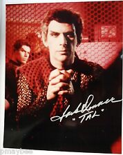 "Jack Donner as Romulan Subcommander TAL 8""X10"" Autographed Photo - STAR TREK"