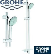 Grohe Euphoria 27226001 3-spray massage shower set 900mm w/1750mm shower hoseNIB