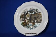 """VINTAGE 1981 PLATE  """"THE GENERAL STORE"""" BY JON HUNTER  ISSUE NUMBER ONE"""