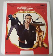 Goldfinger for Vintage RCA Selectavision VideoDisc Video Disc Players