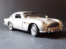 Danbury Mint James Bond 1964 Aston Martin 007 DB5 1:24 Scale Diecast Model Car