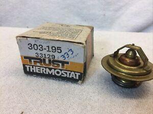 Trust Engine Coolant Thermostat-Standard 303-195 (2400)