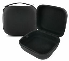 Large Matte Black Tough EVA Storage Case for For Sennheiser PMX60 / PXC-450