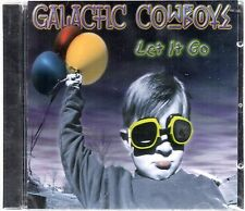 Galactic Cowboys - Let It Go ROCK RECORDS 2001  CD Sealed