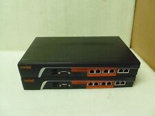 Lot Of 2 Riverbed Steelhead Cxa-00755-B010 Cx-755 Series Appliance Server