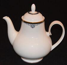 ROYAL DOULTON FINE BONE CHINA COFFEE POT SERVER PRINCETON PATTERN H 5098