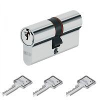 ABUS BRAVUS 4000 sécurité-cylindre de verrouillage comme extérieur cylindre rond d = 28mm