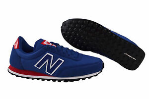 new balance u410 bleu marine et rouge