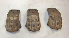 Vintage Cast Iron Claw Feet Tub