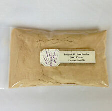 1 oz. Tongkat Ali Root Powder 200:1 Extract <28 g / .063 lb> Longjack Pasak Bumi