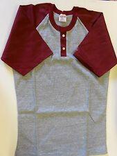 "NOS Vtg '80's Rawlings Baseball Shirt Jersey Size Small USA 36"" Chest USA!"