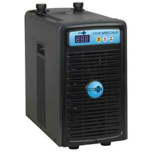 EcoPlus 1/10 HP Chiller Water Cooler for Aquariums, Hydroponics, Reservoirs