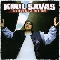 "KOOL SAVAS ""DER BESTE TAG MEINES LEBENS"" CD NEUWARE"