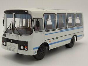 1:43 AVD Models PAZ-3205 ( 1989 ) Bus Handmade ПАЗ-3205 Автобус