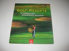 Golf-Rezepte von Peter Chamberlain