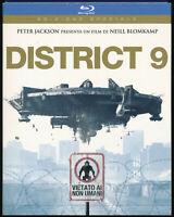 EBOND  District 9 BLU-RAY D567431