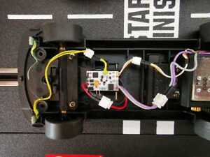 MPL Carrera Digital 1/43, 1/32, 1/24 Slot Car Decoding chip- QX2021 REV2