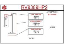 Engine Intake Valve ITM RV9389HP2