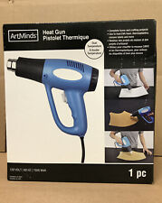 New! Artminds Heat Gun  Dual Temperature 1500w. 120v, 60Hz  (2911)