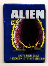 1979 Alien the Movie Trading Card Pack
