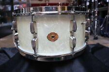 Slingerland 7x14 Super Krupa Radio King Snare Drum WMP Vintage 1930's/40's