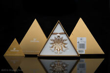 Swarovski Annual SCS Edition 2011 Christmas Xmas Ornaments Golden Shadow 1092040