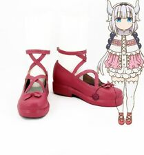 Miss Kobayashi-san Dragon Maid  Kanna Kamui Cosplay Shoes Boots