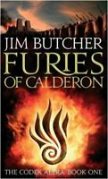 Furies Of Calderon: The Codex Alera: Book One,Jim Butcher
