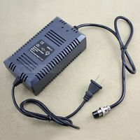 24V 1.6 Amp Battery Charger for Electric Bikes Scooters