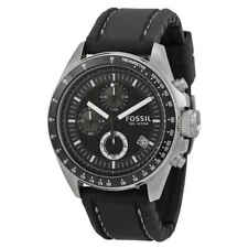 Fossil Dexter Black Dial Chronograph Men's Watch CH2573