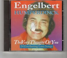 (HP574) Engelbert Humperdinck, The Very Thought Of You - 1996 CD
