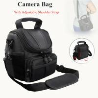 DSLR SLR Camera Digital Camera Waterproof Shoulder Bag Carrying Case Adjustable