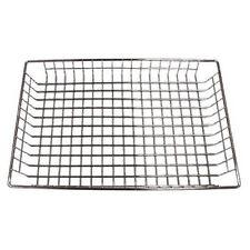 Winco Db-1218, 12x18x2-Inch Wire Doughnut Basket