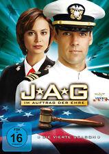 6 DVDs * JAG - IM AUFTRAG DER EHRE ~ STAFFEL / SEASON 4 # NEU OVP +