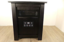 Mainstays 6-Elements Wood Box Cabinet Heater, up to 1000sqft small blemishes