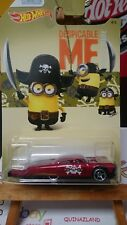 Hot Wheels Despicable Me Minion Made Slikt Back (N8)