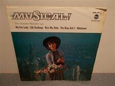* Musical . My Fair Lady . RCA . German Pressing . LP