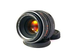 lens 50 mm  1 : 1.8  MC Carl Zeiss Jena Pancolar  (Mount: M42)