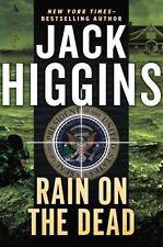 Sean Dillion: Rain on the Dead by Jack Higgins AS NEW HC Free USPS SHIP