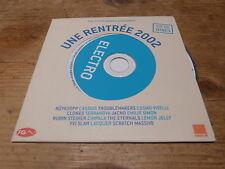JACNO - EMILIE SIMON - RUBIN STEINER - CASSIUS - LEMON JELLY !!! RARE CD