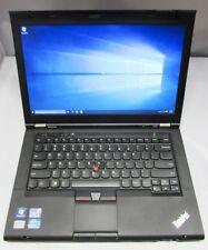 """LENOVO THINKPAD T430 2347-GR9 14"""" I5-3320M 4GB 500GB HDD W10 DVD-RW WIFI - NICE"""