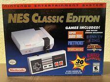 Nintendo Nes Classic Edition Mini Console Original/Authentic w/extra controller