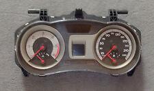 Compteur bloc Compte Tours Renault clio III 3 1.5 dci 8200343563 80.019 km