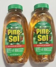 Pine-Sol Multi-Surface Cleaner Concentrate Pine Scent- (Twin Pack)