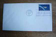 1962 Project Mercury Cape Canaveral USA 4c Unused First Day Cover