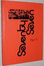1977 Bonesteel High School Yearbook Annual Bonesteel South Dakota SD - Tiger