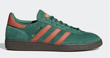Adidas Handball SPZL Spezial 7.5 Suede Green Orange St Patricks free shipping