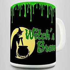 Halloween Witches Brew Funny Novelty coffee Mug
