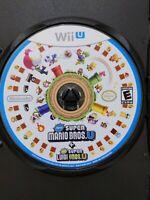 USED (game only) - New Super Mario Bros. U + New Super Luigi (Wii U, 2012)